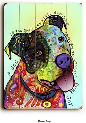 36 Best Dog Signs Images On Pinterest | Dog Poster, Dog Prints And Regarding Dog Art Framed Prints (Image 1 of 15)