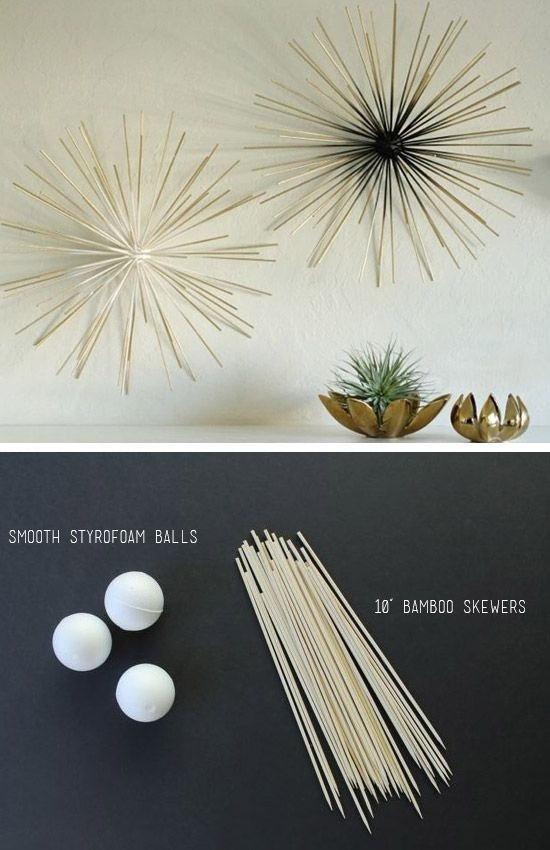 Featured Photo of Diy Wall Accents