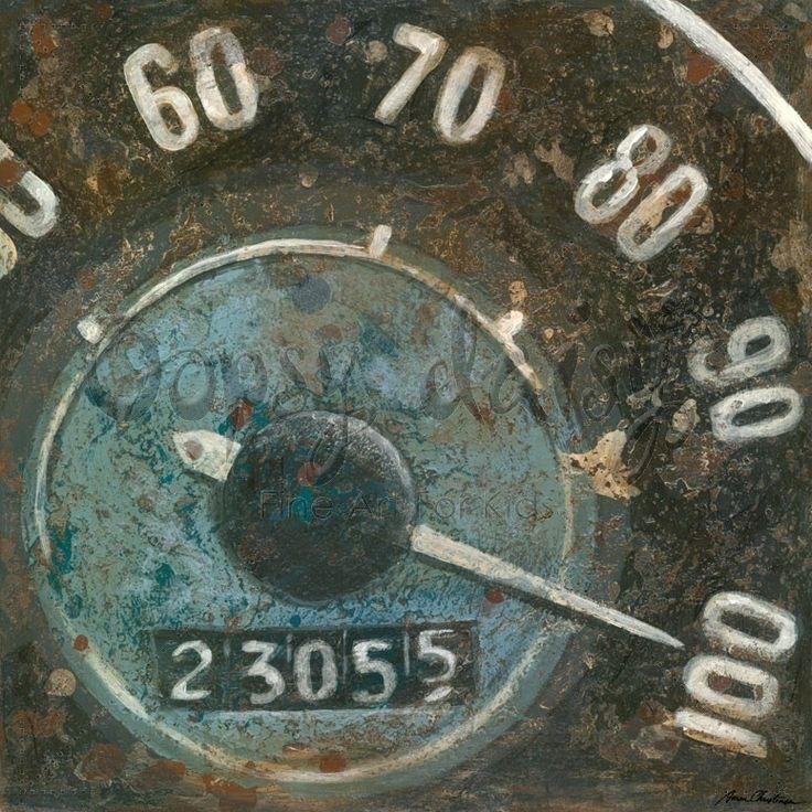 360 Best Art Images On Pinterest | Canvas Wall Art, Canvas Art For Cars Theme Canvas Wall Art (Image 1 of 16)
