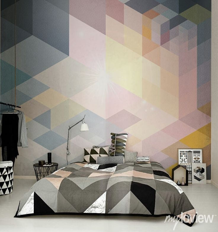 377 Best Murals Images On Pinterest | Murals, Painted Walls And With Regard To Murals Wall Accents (View 4 of 15)