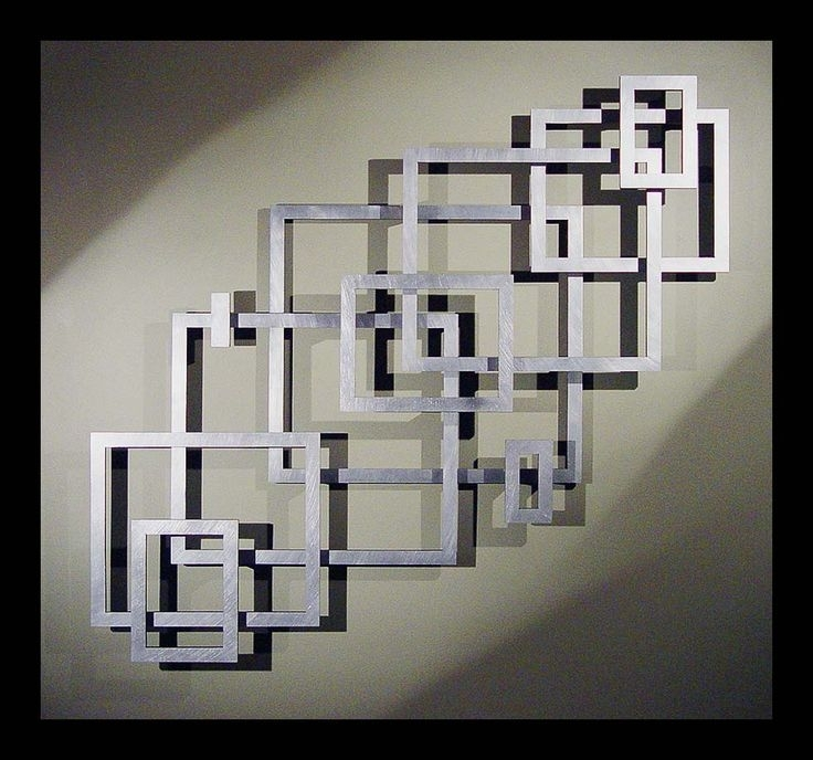 4 Ideas For Decorating Little Girl's Bedroom With Metal Wall Art Throughout Rectangular Wall Accents (Image 1 of 15)