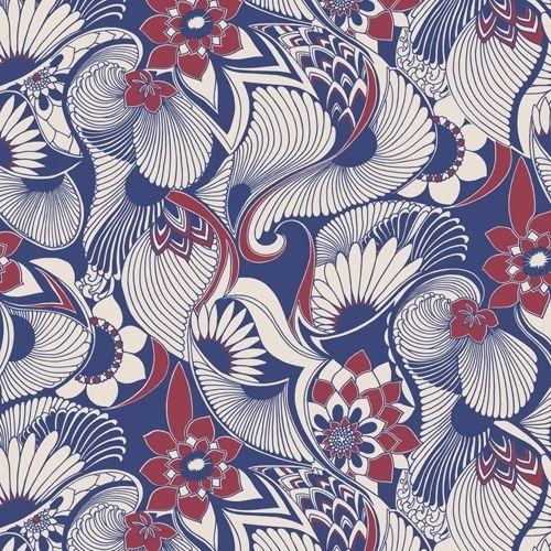 40 Best Florence Broadhurst Images On Pinterest | Florence Pertaining To Florence Broadhurst Fabric Wall Art (Image 3 of 15)