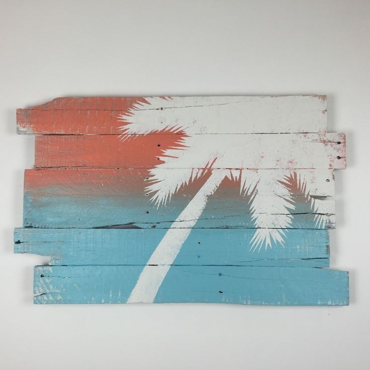 40 Exciting Beach Themed Wall Art | Panfan Site Pertaining To Beach Themed Canvas Wall Art (Photo 14 of 15)