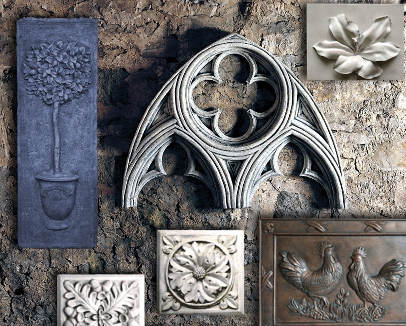 40 Glamorous Architectural Wall Decor   Panfan Site With Regard To Architectural Wall Accents (View 12 of 15)