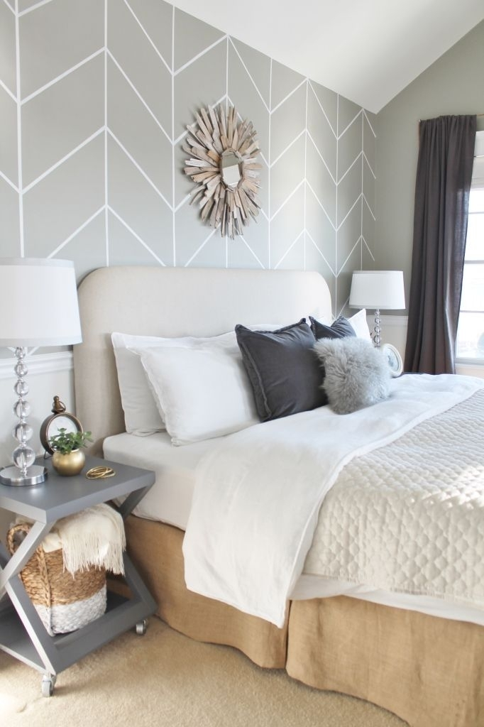 40 Smartness Inspiration Neutral Wall Decor | Panfan Site throughout Grey And White Wall Accents