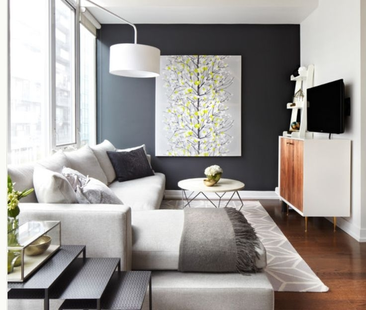 44 Best Great Room Paint Colors Images On Pinterest | Living Room Throughout Custom Wall Accents (Image 3 of 15)