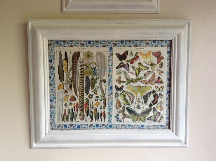 45 Best Framing Antique Prints - Ideas Images On Pinterest | Globe within Antique Framed Art Prints