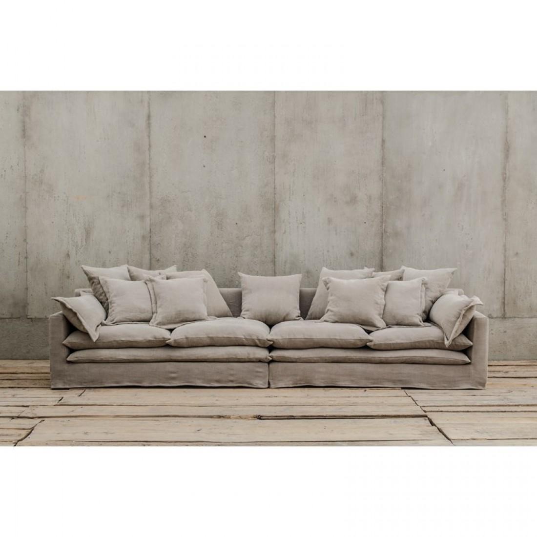 4780 Fourhands-Cousin Oswald's Sofa Soft Sand-Fh-Cda036-Bi0000 within Soft Sofas