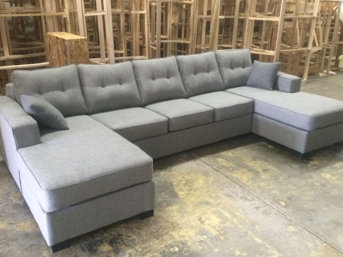 5.5 Ft11 Ft5.5 Ft - $1400 Fabric Colour/material Can Be within Oakville Sectional Sofas