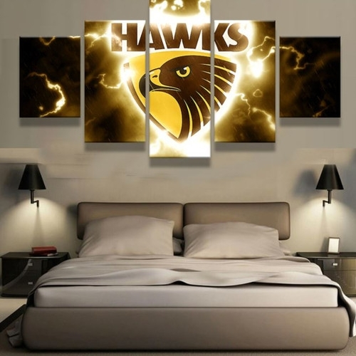 5 Panel Geelong Canvas Wall Art | Welcome To Canvas Print Creations for Geelong Canvas Wall Art