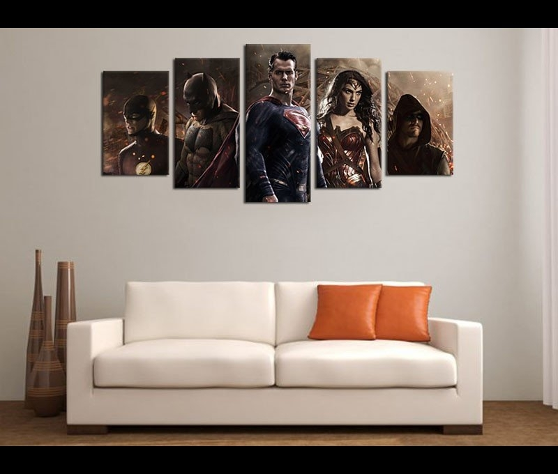 Featured Image of Movies Canvas Wall Art
