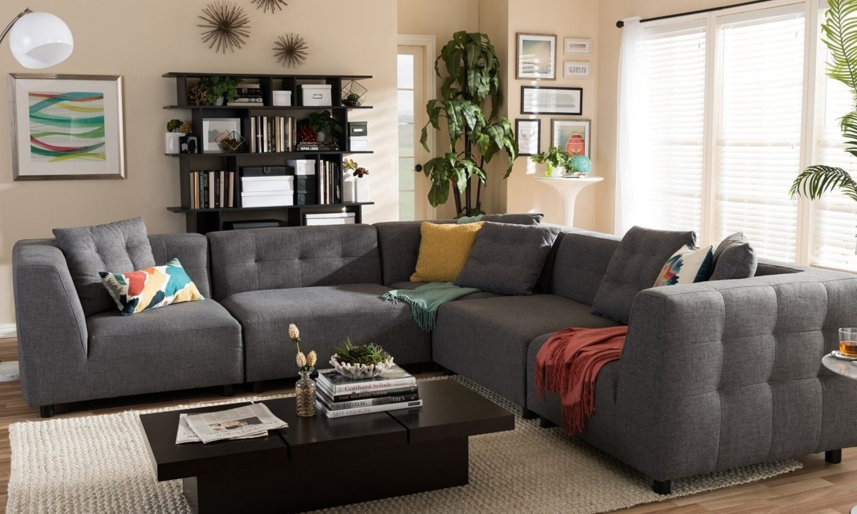 5 Tips To Help You Find The Right Sectional Sofa - Overstock intended for Overstock Sectional Sofas