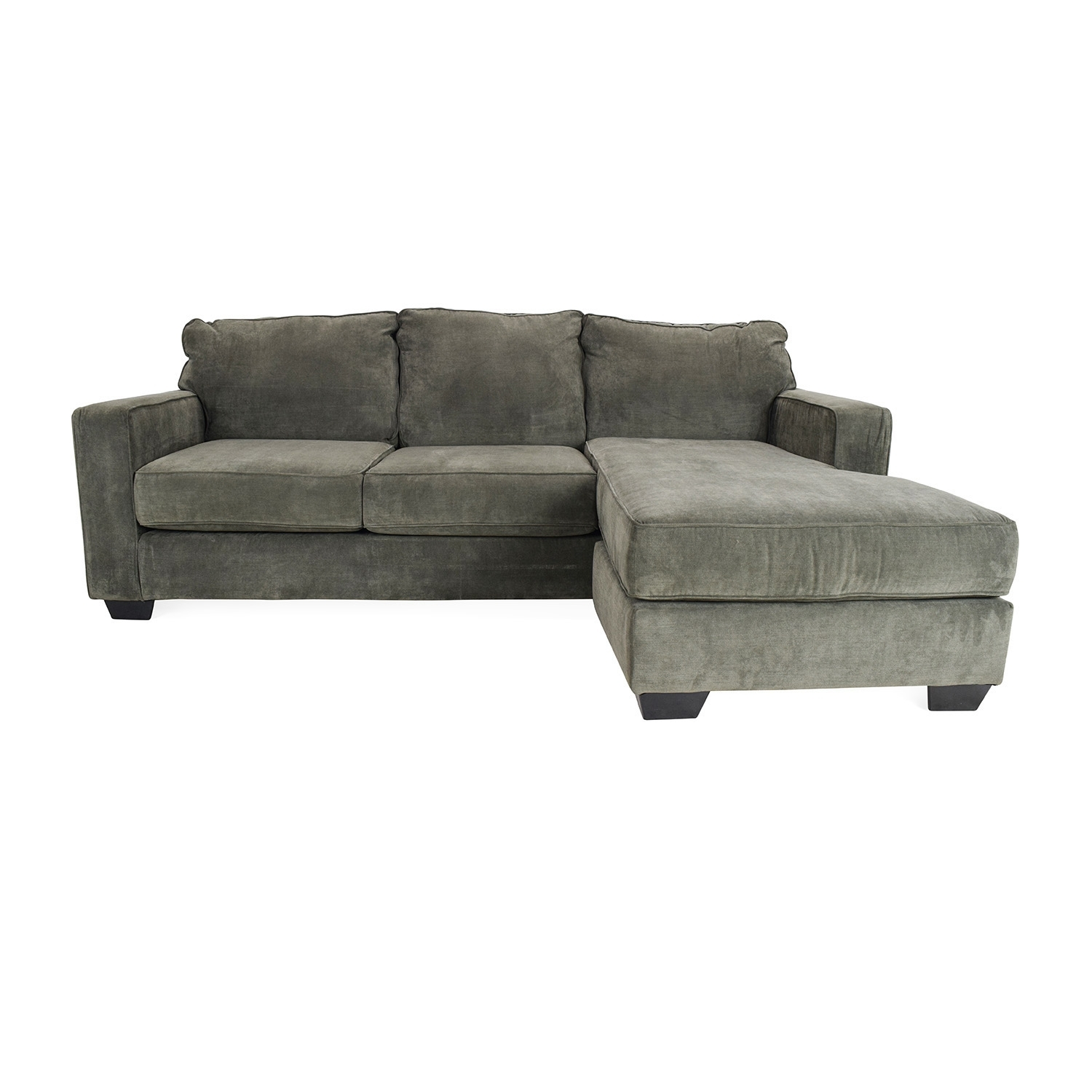 54% Off – Jennifer Convertibles Jennifer Convertibles Sectional Sofa Throughout Jennifer Convertibles Sectional Sofas (Image 1 of 10)