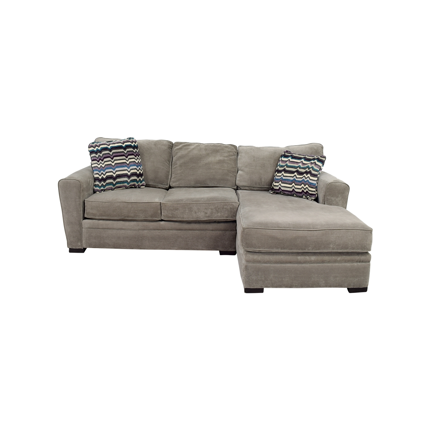 54% Off – Raymour & Flanigan Raymour & Flanigan Artemis Ii Intended For Sectional Sofas At Raymour And Flanigan (View 7 of 10)