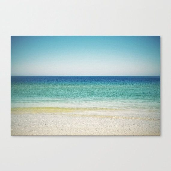 56 Best Canvas Images On Pinterest | Shells, Beach Art And Canvases Inside Beach Themed Canvas Wall Art (Image 2 of 15)