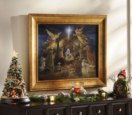 57 Best Kirklands Images On Pinterest | Decor Ideas, Framed Art Throughout Christmas Framed Art Prints (Photo 13 of 15)