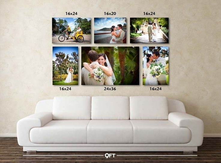 61 Best Canvas Groupings Images On Pinterest | Canvas Groupings inside Groupings Canvas Wall Art
