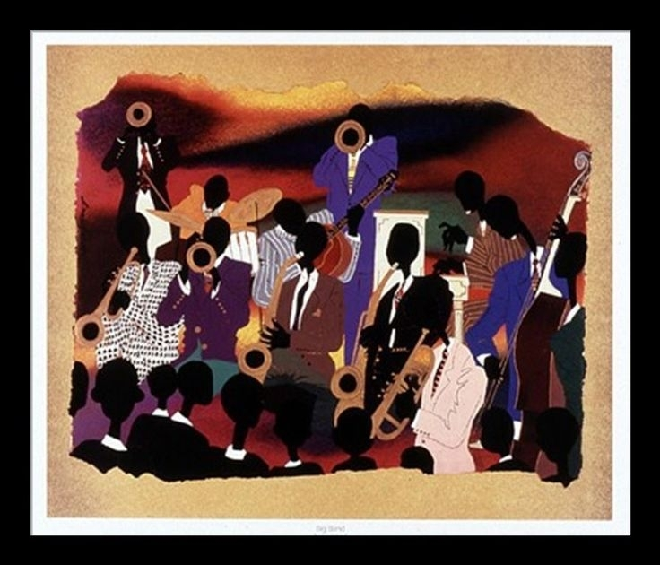 64 Best Art Images On Pinterest | Abstract Art, African Art And Pertaining To Framed African American Art Prints (Image 4 of 15)