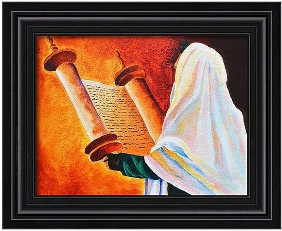 64 Best Jewish Home Decor Images On Pinterest Throughout Jewish Canvas Wall Art (Image 5 of 15)