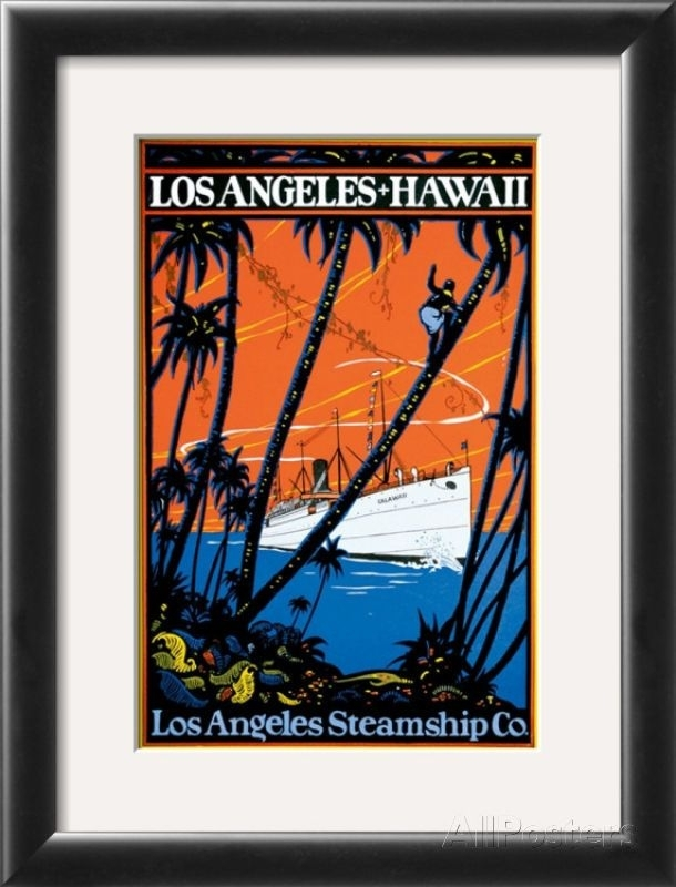 64 Best Jkl Art Images On Pinterest | Wall Art Prints, Custom Art Regarding Los Angeles Framed Art Prints (Image 6 of 15)