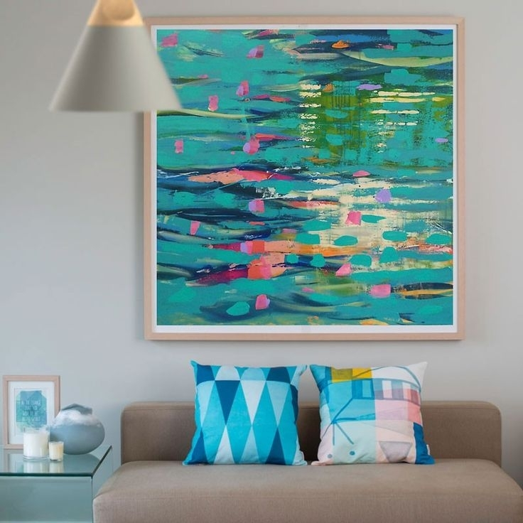 67 Best Art Prints For The Home | Printspace Images On Pinterest with regard to Melbourne Abstract Wall Art