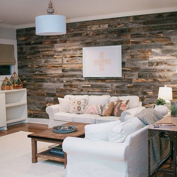 7 Best Wall Treatments (Paint Colors, Paneling Etc) Images On Within Wood Paneling Wall Accents (Image 3 of 15)