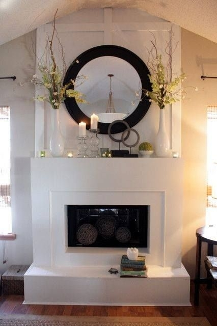 7 Tips For Designing An Eye Catching Fireplace – Bellacor | Bar Pertaining To Wall Accents Over Fireplace (View 2 of 15)