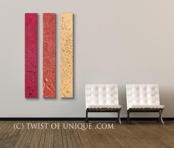 76 Best Art | Zen Garden Twist Of Unique Studio Paintings Images Inside Long Abstract Wall Art (View 5 of 15)