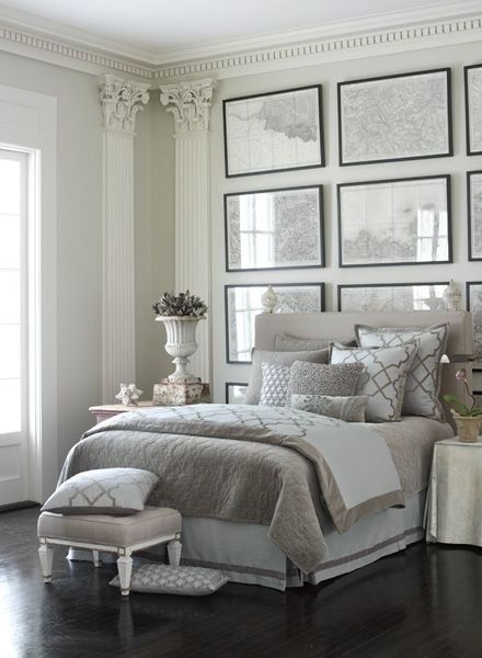77 Best Wall Decor Images On Pinterest Within Grey And White Wall Accents (View 7 of 15)