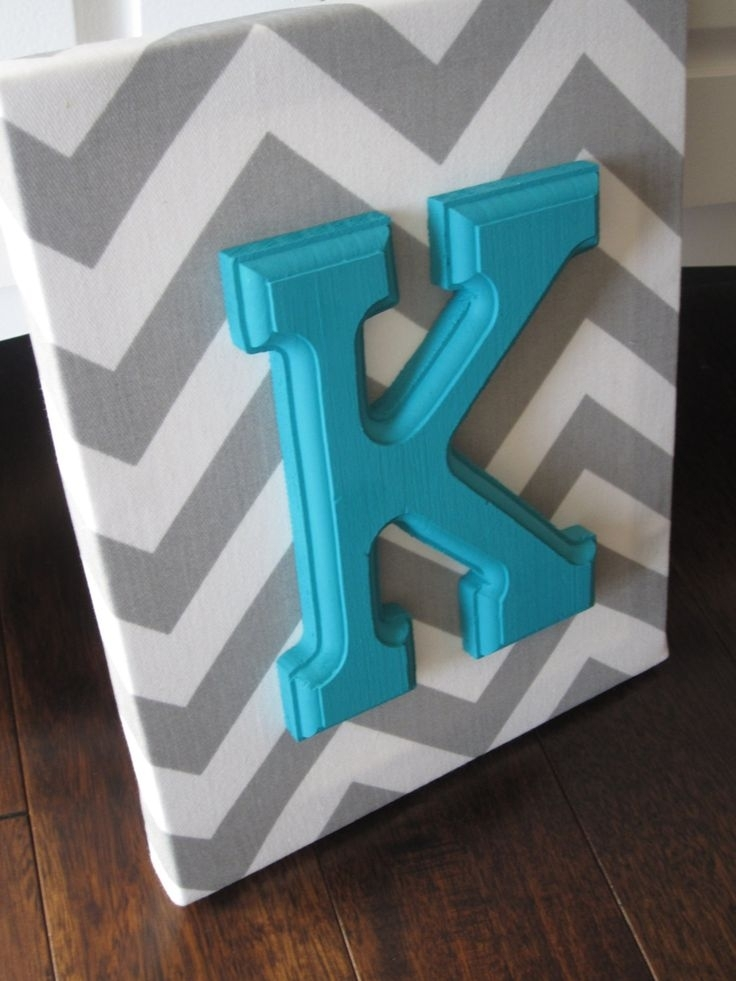 78 Best Church Nursery Ideas Images On Pinterest | Nursery Ideas in Fabric Wall Art Letters