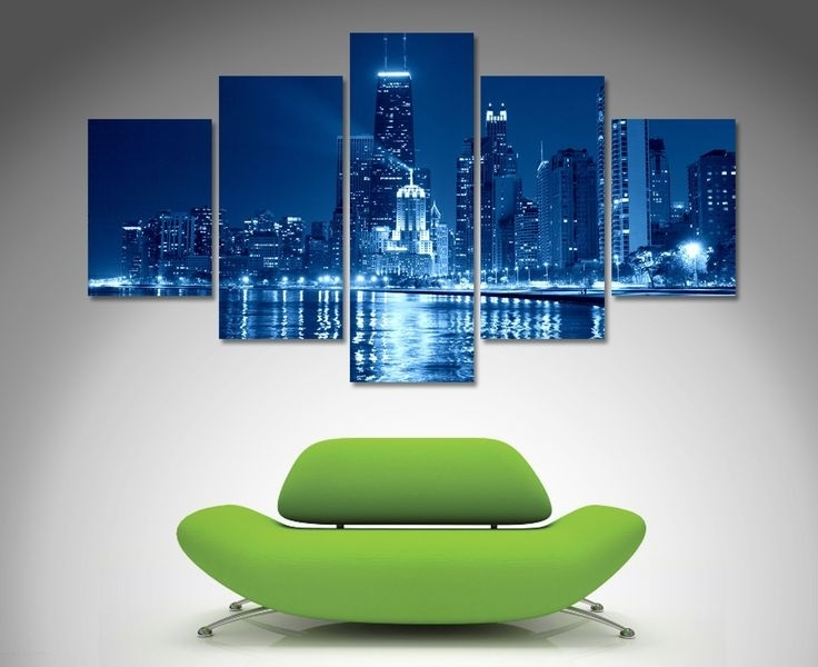 8 Best 5 Piece Wall Art Images On Pinterest | Canvas Art, Diamond for Brisbane Canvas Wall Art