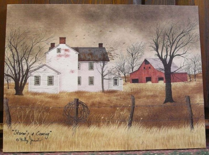 84 Best Billy Jacobs Canvas Prints Images On Pinterest | Billy For Framed Country Art Prints (View 1 of 15)