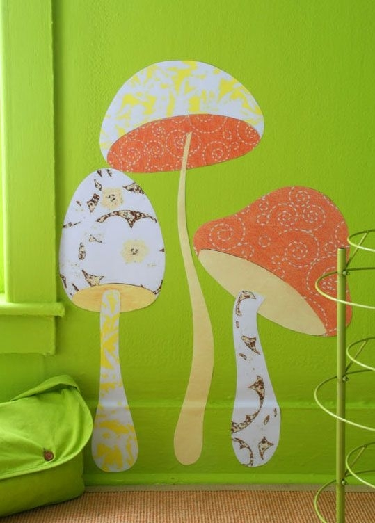 86 Best Projects Images On Pinterest | Diy, Crafts And Projects for Stretchable Fabric Wall Art