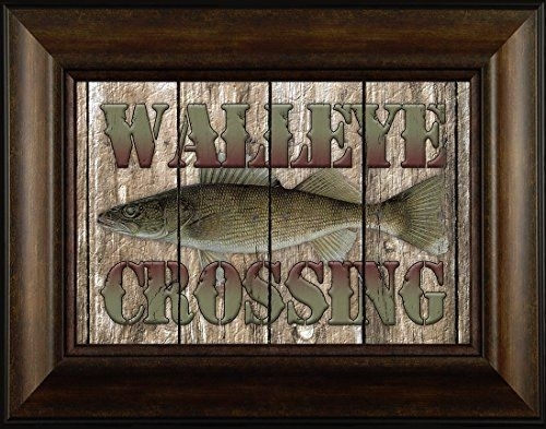 88 Best Northwoods Fishing Framed Art Images On Pinterest regarding Bass Framed Art Prints