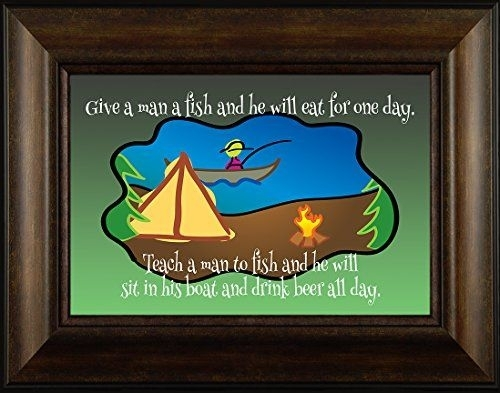 88 Best Northwoods Fishing Framed Art Images On Pinterest Within Bass Framed Art Prints (Image 7 of 15)