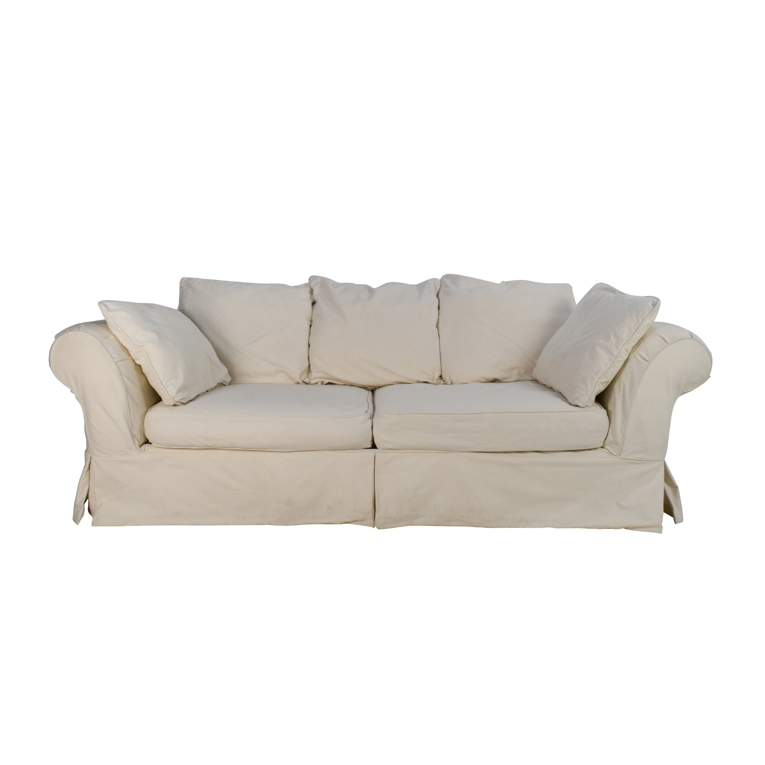 89% Off - Jennifer Convertibles Jennifer Convertibles Linda regarding Jennifer Convertibles Sectional Sofas