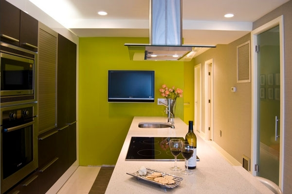 9 Accents Wall Colors That Can Spice Up Any Kitchen — Eatwell101 With Regard To Wall Colors And Accents (Image 4 of 15)