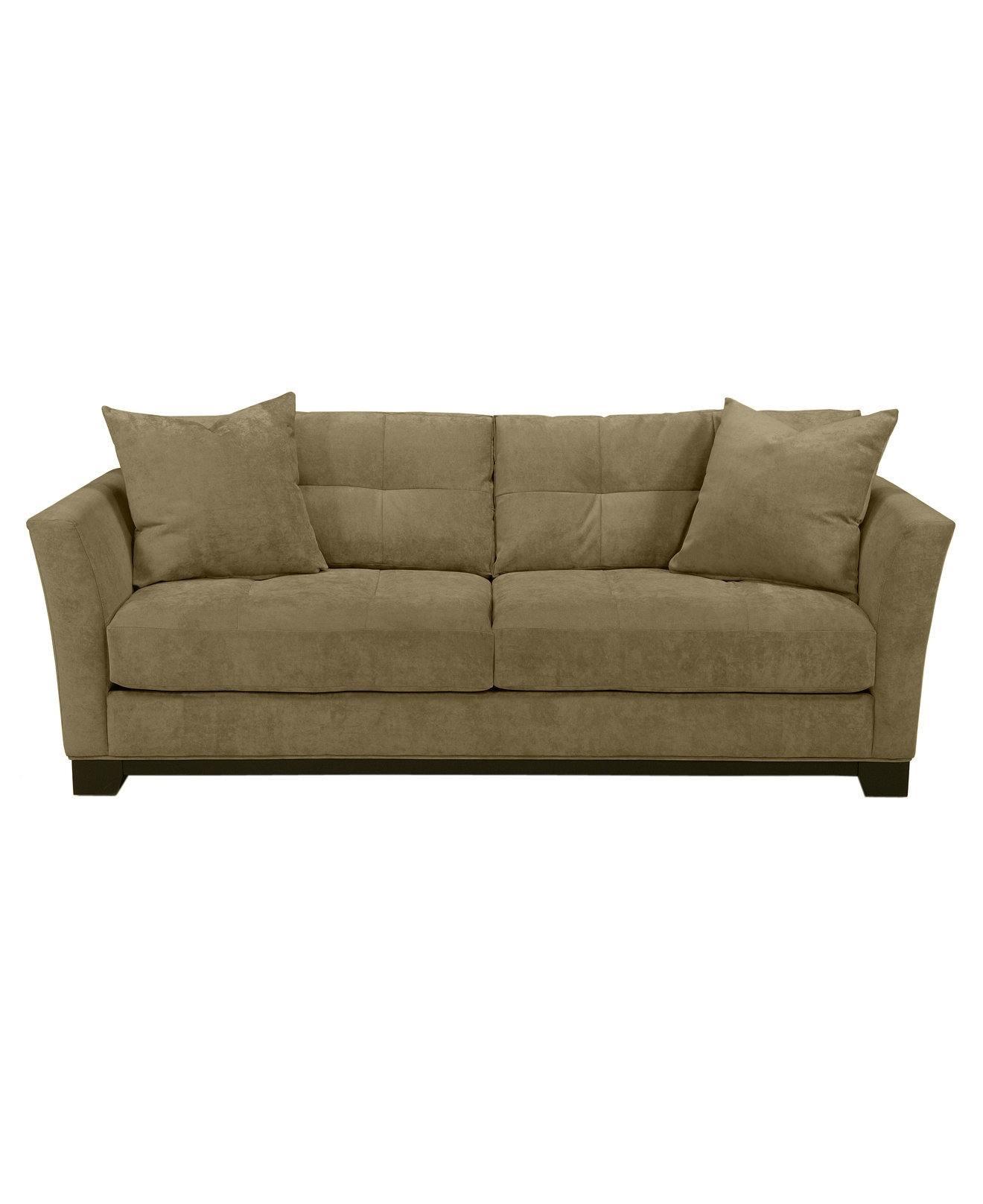 90 Wide Elliot Fabric Microfiber Queen Sleeper Sofa Bed - Couches in Everett Wa Sectional Sofas