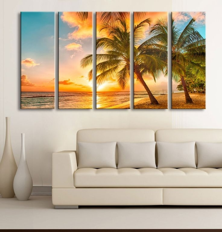 919 Best Large Wall Art Canvas Printing Images On Pinterest regarding Framed Canvas Art Prints