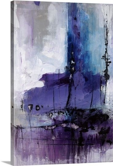 94 Best Best Selling Art Images On Pinterest | Framed Art Prints within Purple and Grey Abstract Wall Art