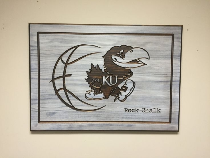 95 Best Ku Jayhawks Images On Pinterest | Kansas Jayhawks, Canvas With Ku Canvas Wall Art (View 11 of 15)