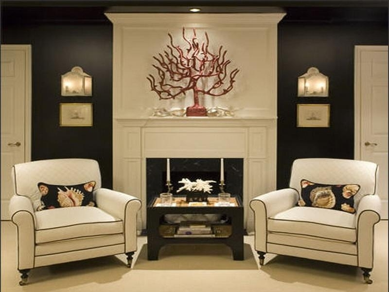 A Good Accent Color For Beige | How To Choose Accent Wall Colors In Wall Accents For Beige Room (Image 1 of 15)