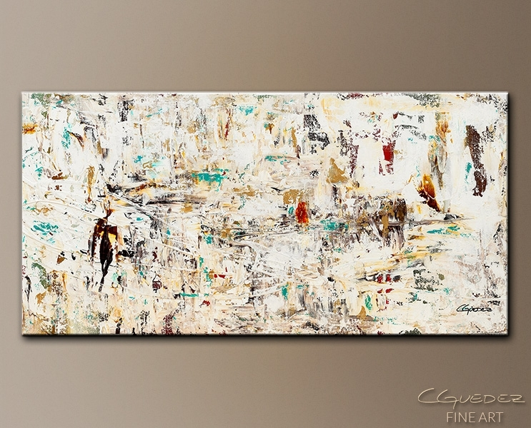 Abstract Art For Sale  Quest – Abstract Wall Art Paintings For Within Long Abstract Wall Art (Image 3 of 15)