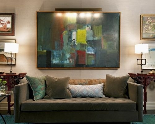 Abstract Art | Houzz throughout Houzz Abstract Wall Art