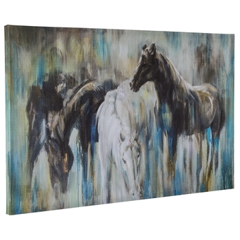 Abstract Horse Canvas Wall Decor | Hobby Lobby | 1287101 With Regard To Abstract Horse Wall Art (View 8 of 15)