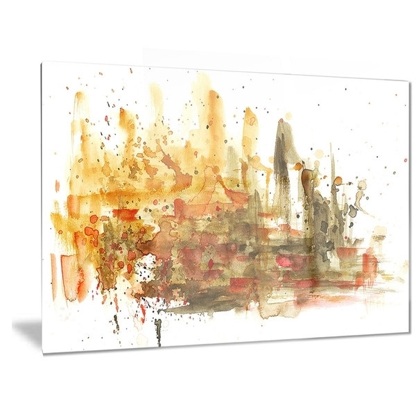Abstract Metal Wall Art – Usa Throughout Kindred Abstract Metal Wall Art (View 4 of 15)