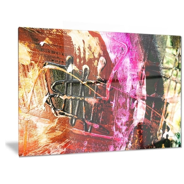 Abstract Metal Wall Art – Usa Within Kindred Abstract Metal Wall Art (View 3 of 15)