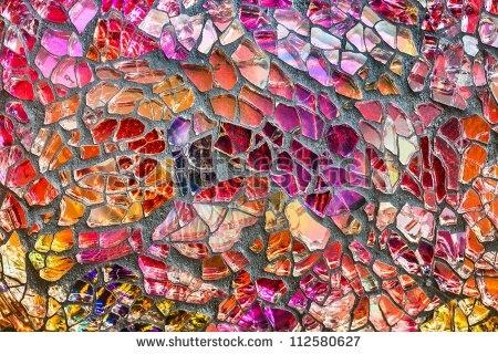 Abstract Mosaic Art | Colorful Glass Mosaic Art And Abstract Wall In Abstract Mosaic Art On Wall (Image 3 of 15)