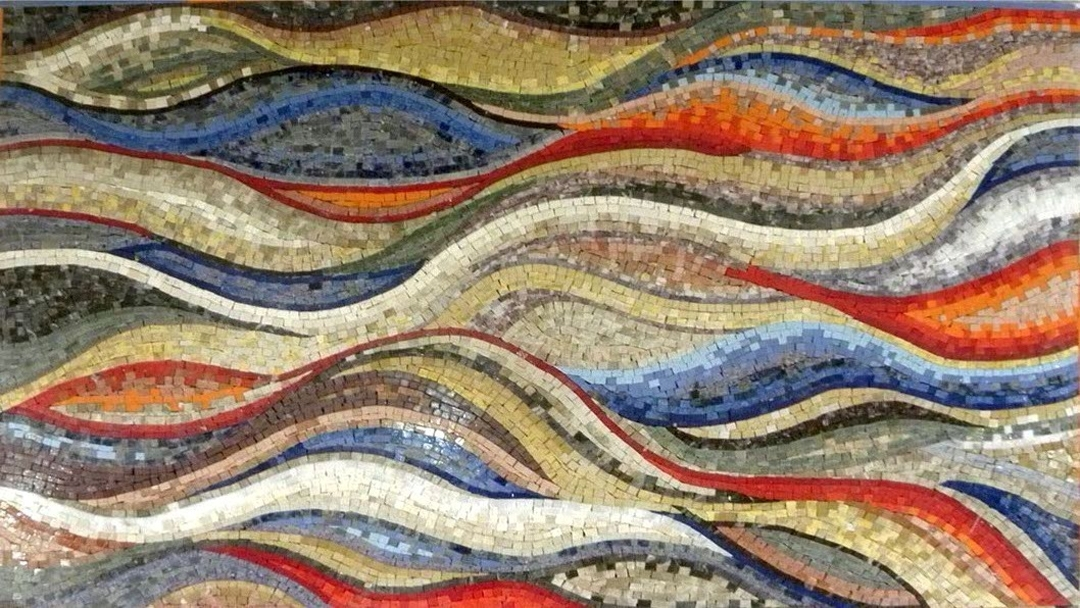 Abstract – Mosaics Your Way With Regard To Abstract Mosaic Art On Wall (View 3 of 15)