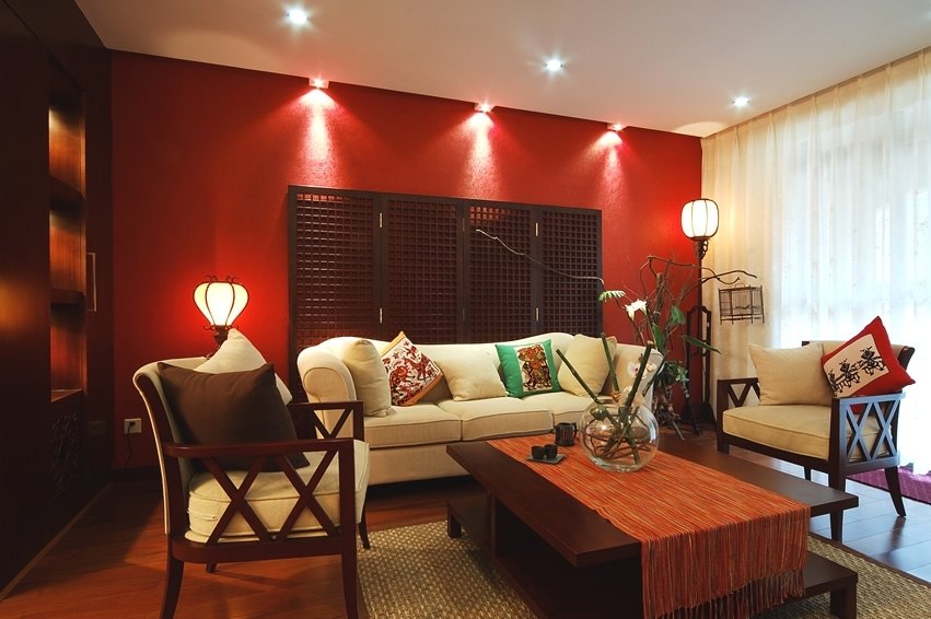 Accent Wall Colors (Design Guide) – Designing Idea For Asian Wall Accents (Image 1 of 15)